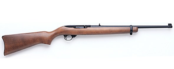 Large bore rifles commonly come in bolt action lever action and semi