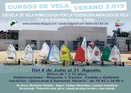 Cursos de Vela  -  Verano 2019