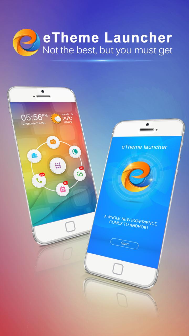 eTheme Launcher 1.8.6