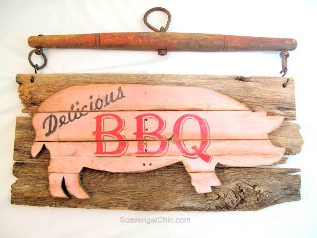 Vintage Inspiration Party June Bliss-Ranch.com
