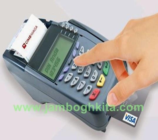 PIN Credit Card CIMB Niaga 6 Digit