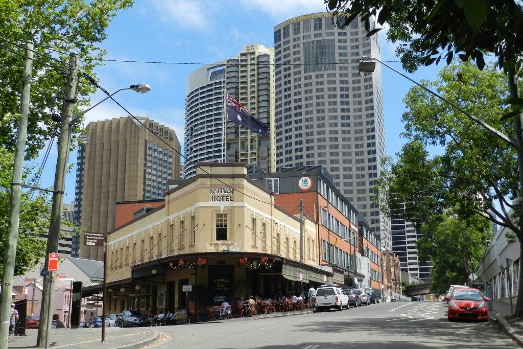 sydney heritage hotel - photo#20