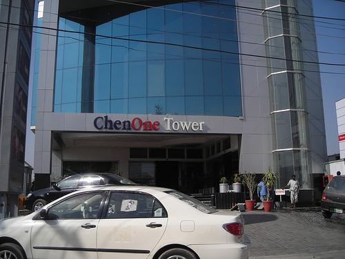 Chen One Tower Exterior Abdali Road Multan
