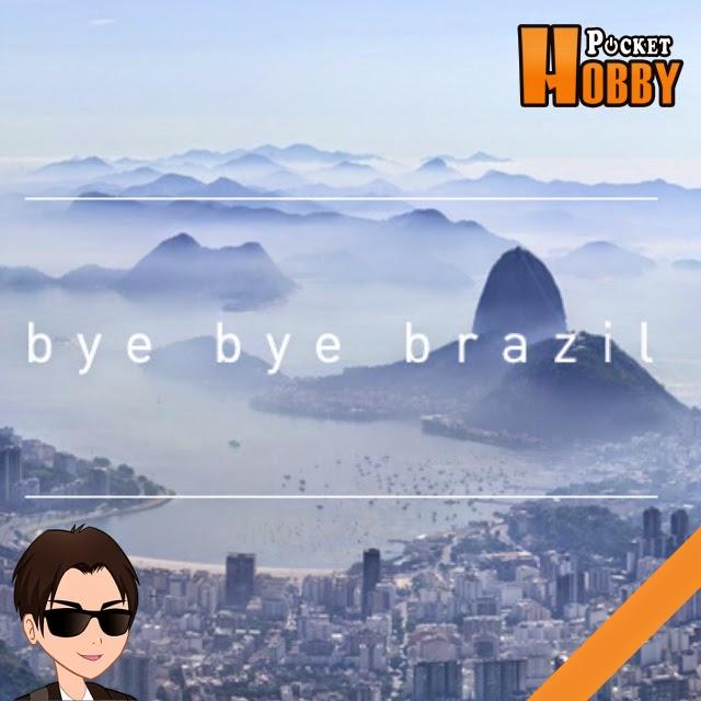 Pocket Hobby - www.pockethobby.com - Hobby Extra - Bye Bye Brazil!