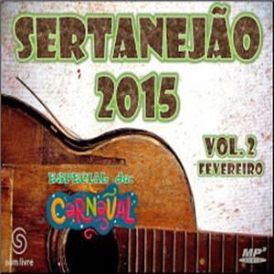 Download Cd Sertanejão 2015 Fevereiro Vol. 02 Torrent