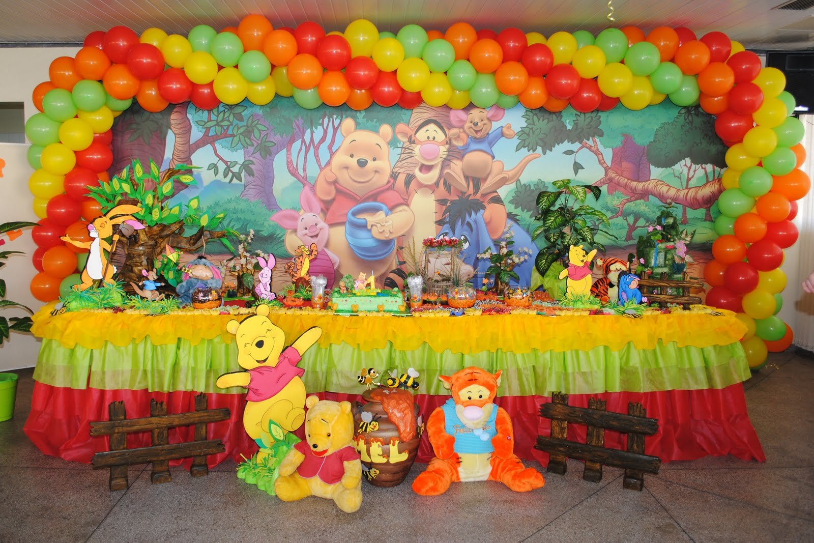 Related Wallpapers Decoracao Infantil Pooh Baby Ursinho