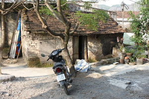 An old house in Tam Cốc