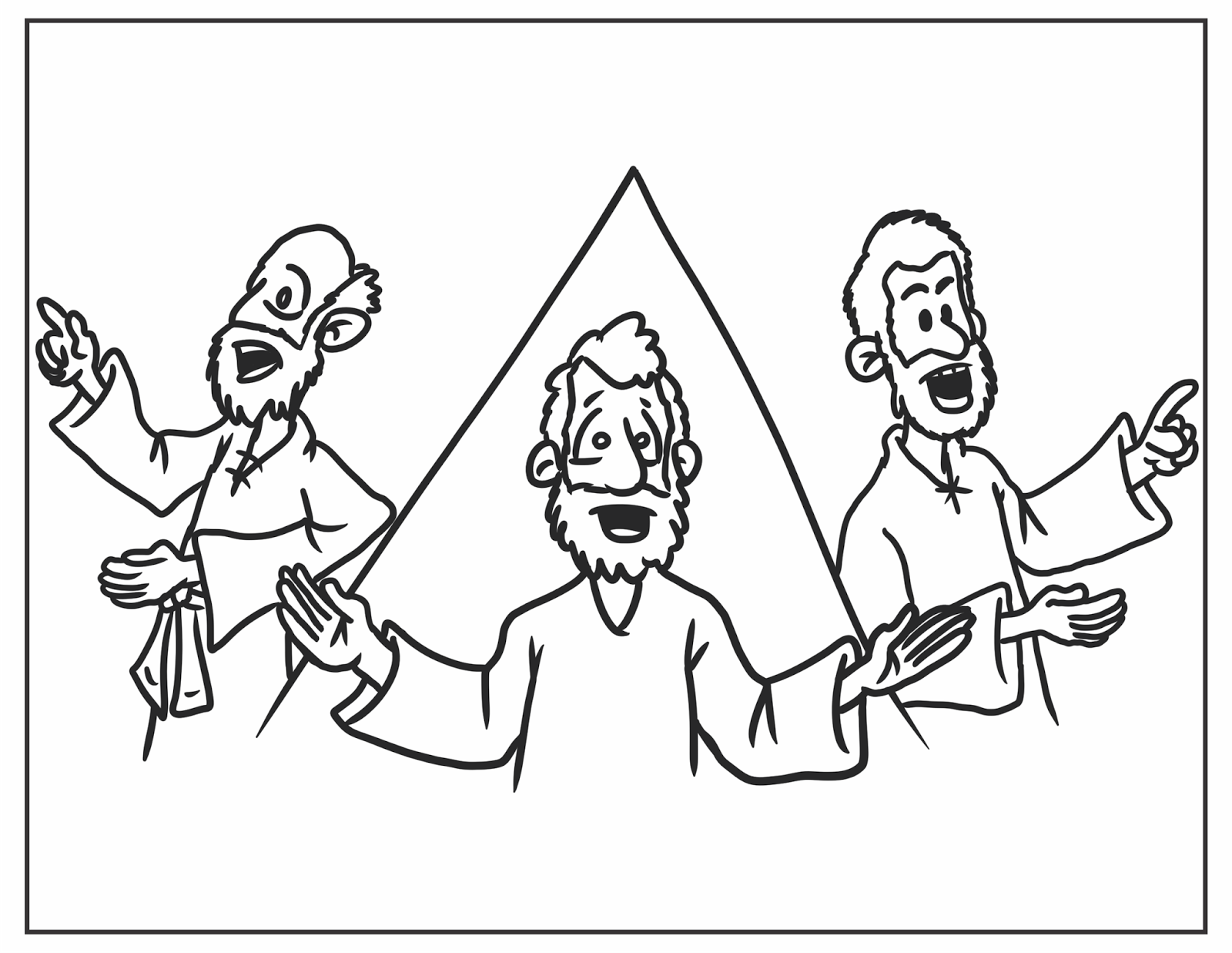 Matts sketch pad i have been creating illustrations to contribute to a curriculum package for use in missions and ministry here are some of that i have done or reformatted fandeluxe Gallery
