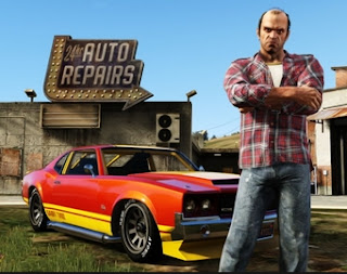 GRAND THEFT AUTO V PER PC PS4 XBOX - TRAILER E RECENSIONE