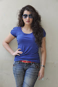 Archana photos in blue top-thumbnail-11