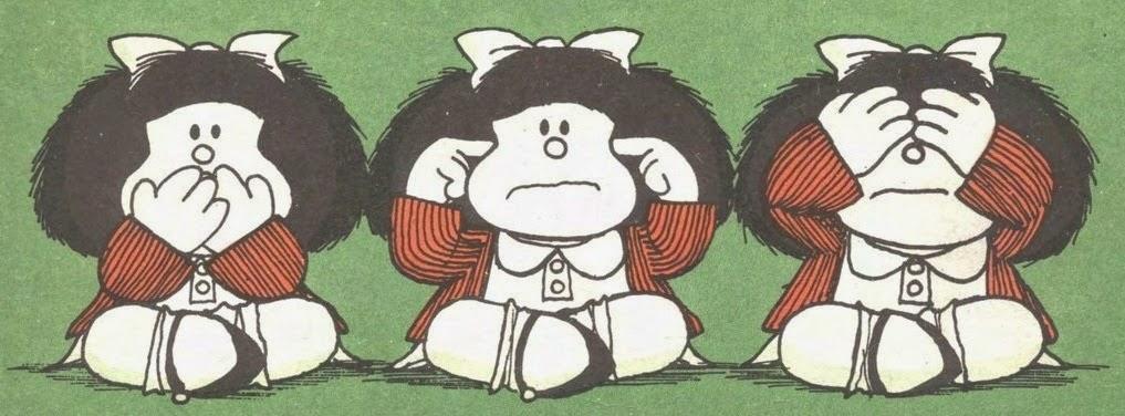 Joaquín Salvador Lavado (Quino): Mafalda, Argentina.