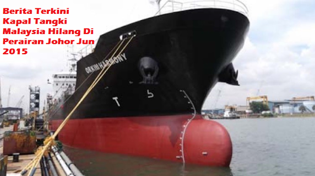 Kapal Tangki Malaysia MT Orkim Harmony