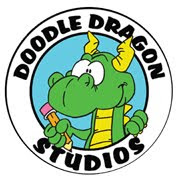 Honored to be a designer for Dustin Pike of Doodle Dragon Studios: