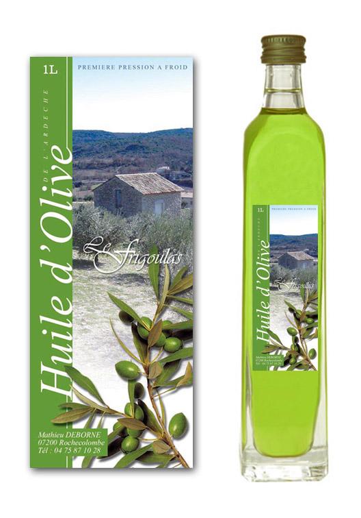 cevengraph  etiquette huile d u0026 39 olive