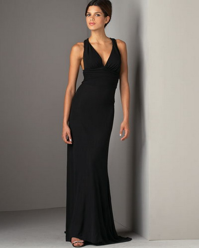 Just for Women: black tie dresses for women