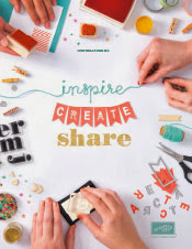 Stampin' Up! 2013/2014 Ideas Book and Catalogue