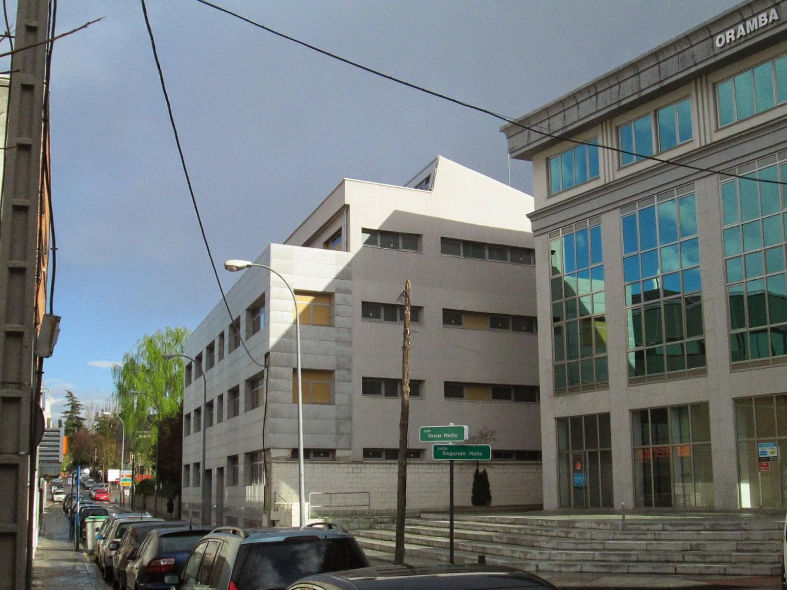Proyecto meridiano edificio pozuelo - Edificio atica pozuelo ...