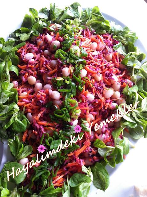 degisik salata tarifleri,resimli salata tarifleri