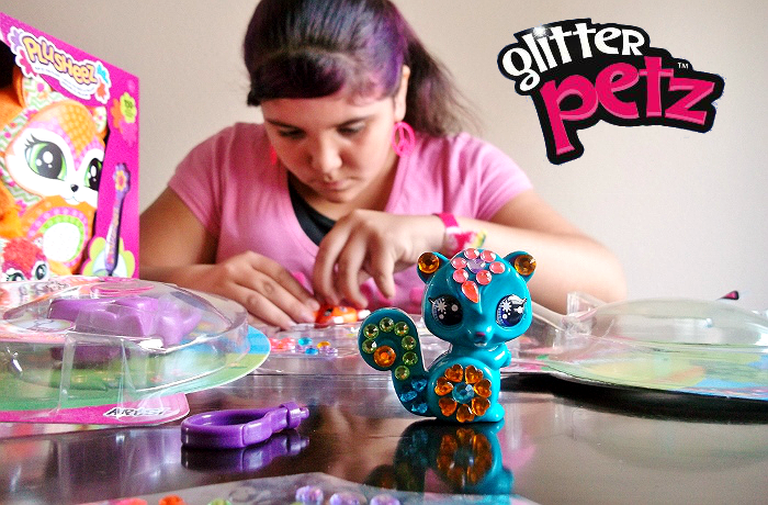 Glitter Petz by Orb Factory