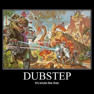 Dubstep in Ibiza
