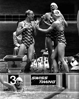 east german swimmers
