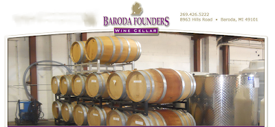 Baroda Founders Wine Cellar