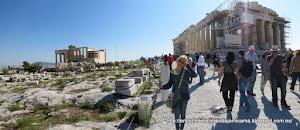 2º VIAJE A GRECIA abril 2012
