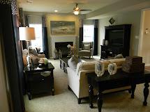 Seaside Interiors Stopping Model Home