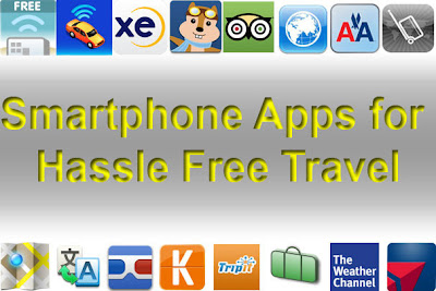 Top 16 Free Smartphone Apps for Travel