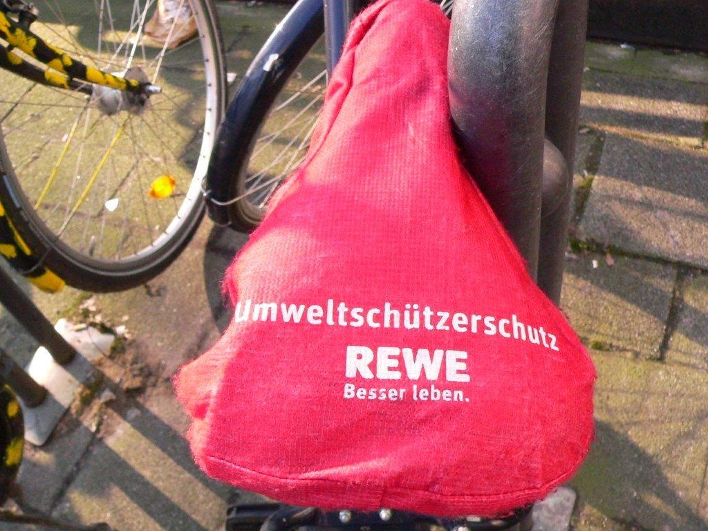 Fahrrad Köln Blogparade Rad radeln fietsen umweltschützer sattelbezug umweltschützerschutz