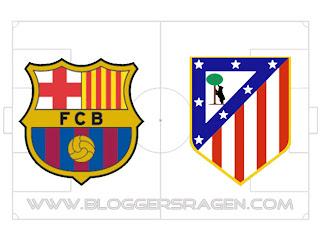 Prediksi Pertandingan Barcelona vs Atletico Madrid