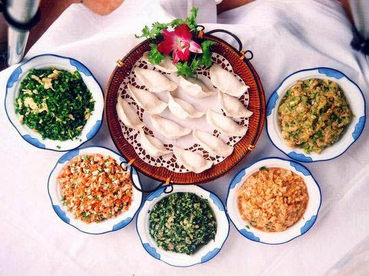 Culture in Dumpling Stuffing