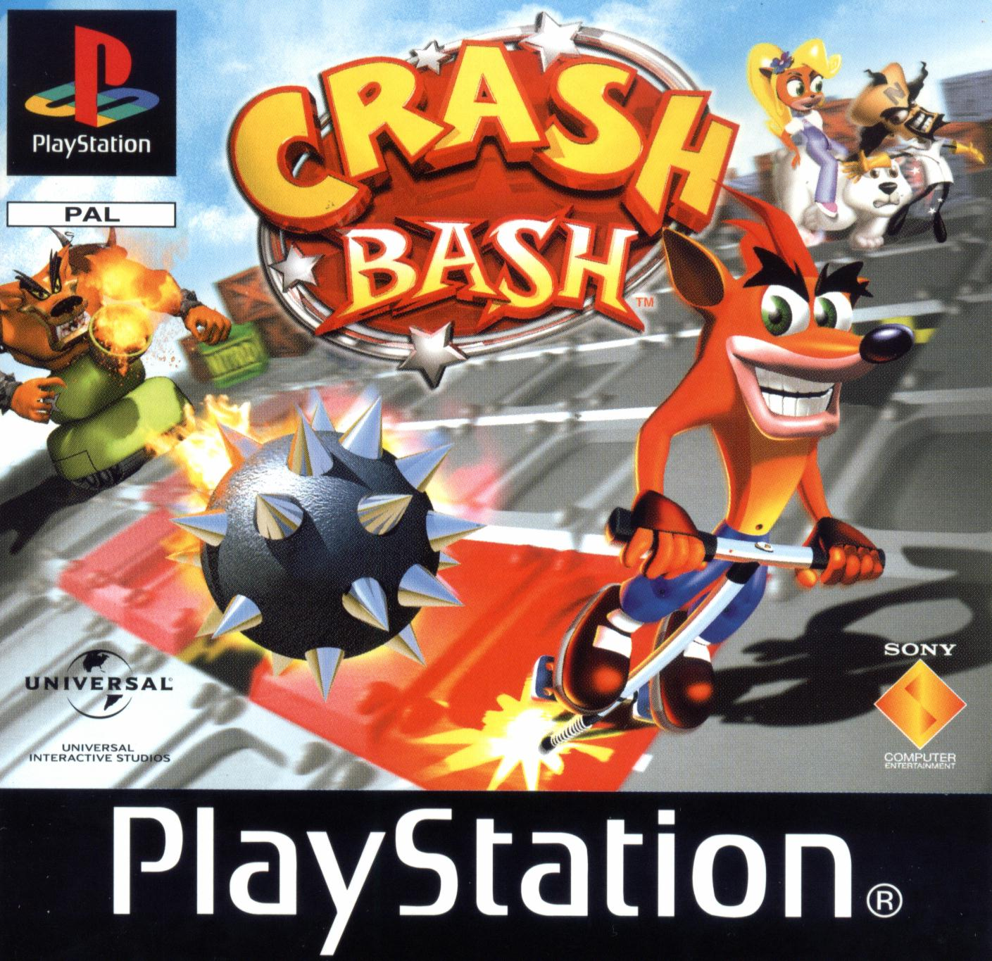 [Pedido] Estado/Memory Card Crash Bash