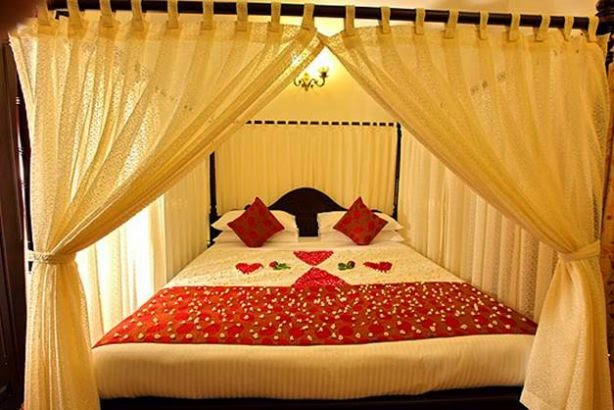 Romantic wedding room decoration 2015 all in one for Wedding room decoration