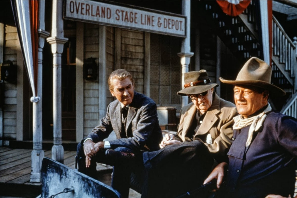 Películas de John Ford