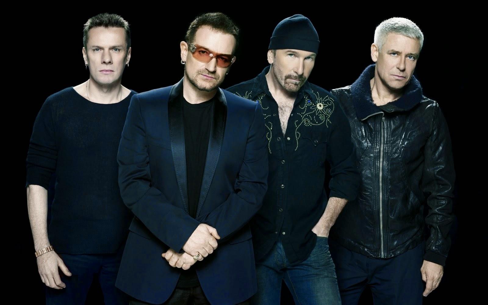 Ingressos Show do U2 em todos Países