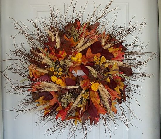 Autumn Wreath6