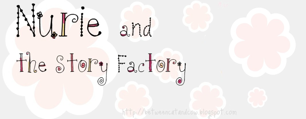 Nurie & the Story Factory