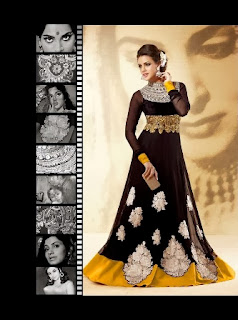 Bollywood Classic Frock Collection
