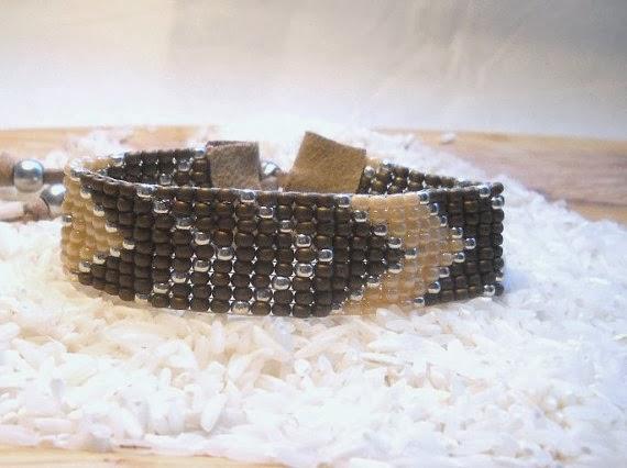 https://www.etsy.com/listing/175225797/loom-bracelet-bead-bracelet-chevron