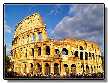 El Coliseo de Roma (Italia)