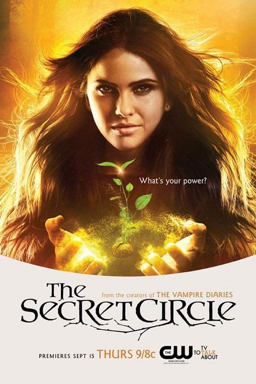 The Secret Circle 1ª Temporada WEB-DL AVI Dublado