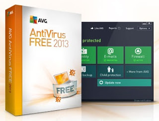 Download AVG Antivirus Free 2013