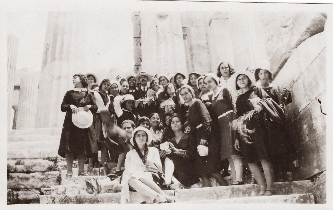 Κ.Δ.Σωτηρίου Διευθυντής του Διδασκαλείου Θηλέων Πειραιώς (1928-1935)