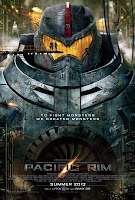 pacific rim new poster
