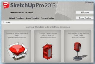 SketchUp Pro 13