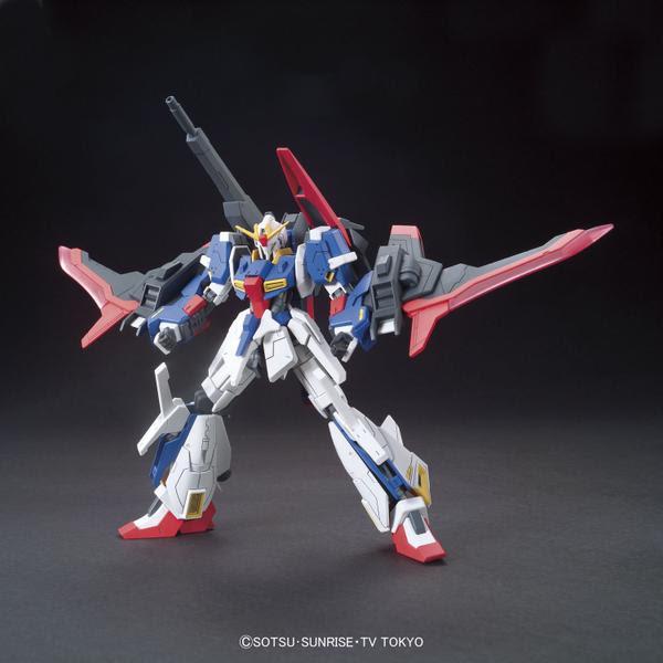 HGBF Lightning Zeta Gundam official image 03