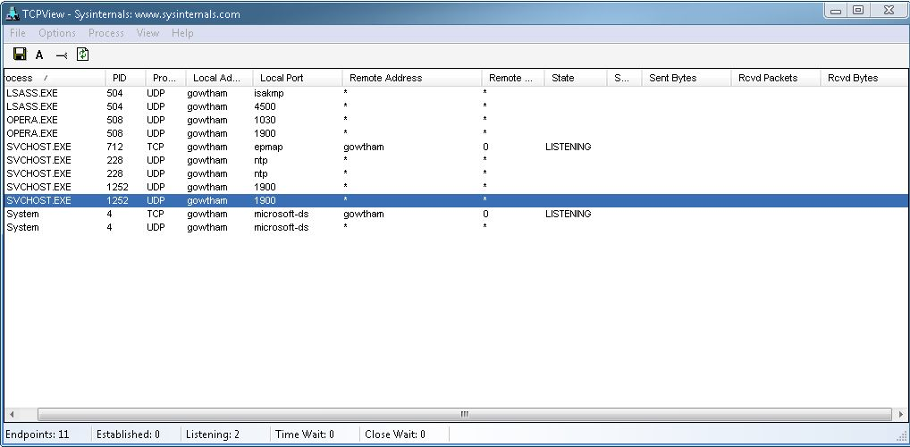 Download Tcpview