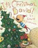 No David, It's Christmas David, David Shannon, Christmas activities for kids, book activity, christmas stories, ready set read, ready-set-read.com, photo