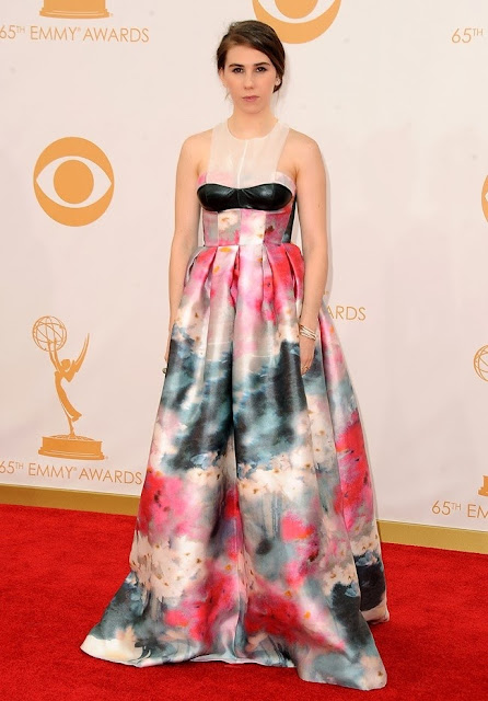 Zosia Mamet, de Honor Emmy 2013